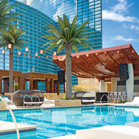 Marquee Day club Las Vegas VIP Access provided by Entourage Entertainment